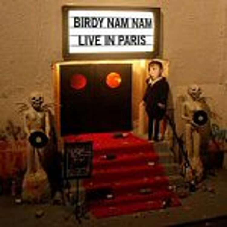 Birdy nam nam - live in Paris