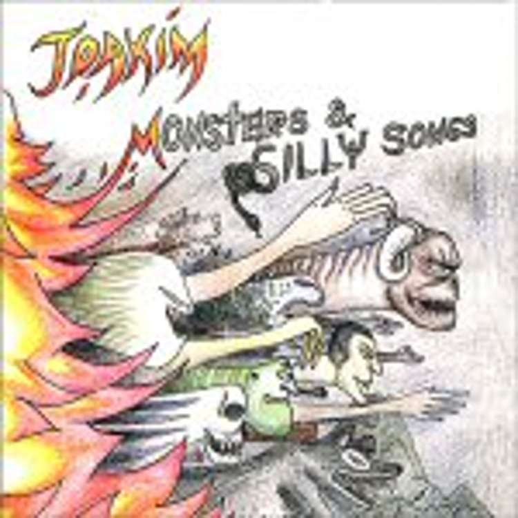 Joakim - monsters and silly songs