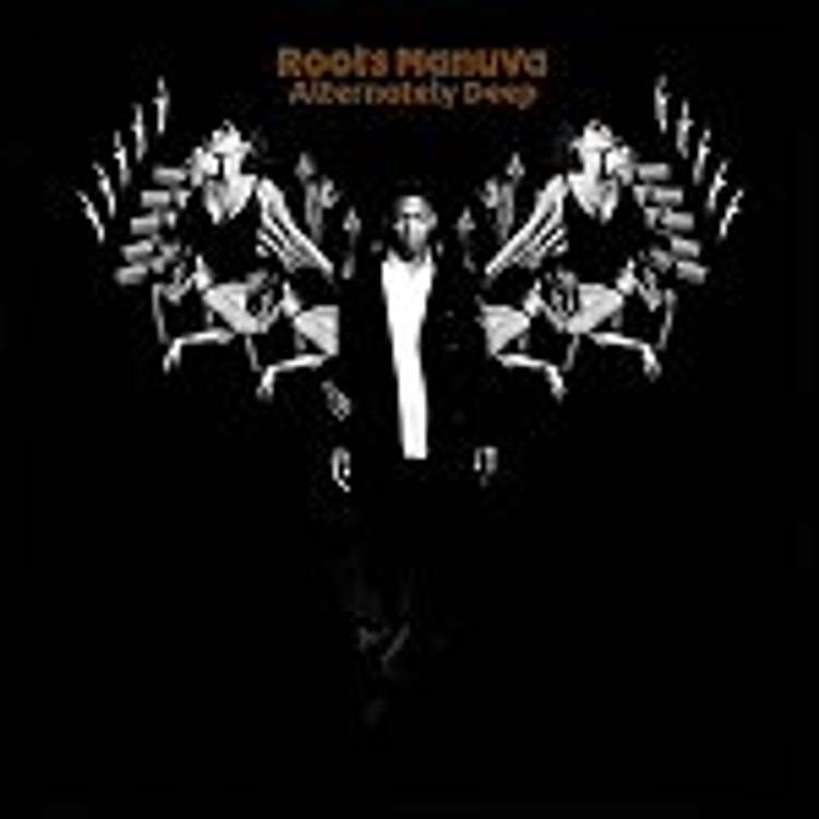 Roots Manuva - alternately deep