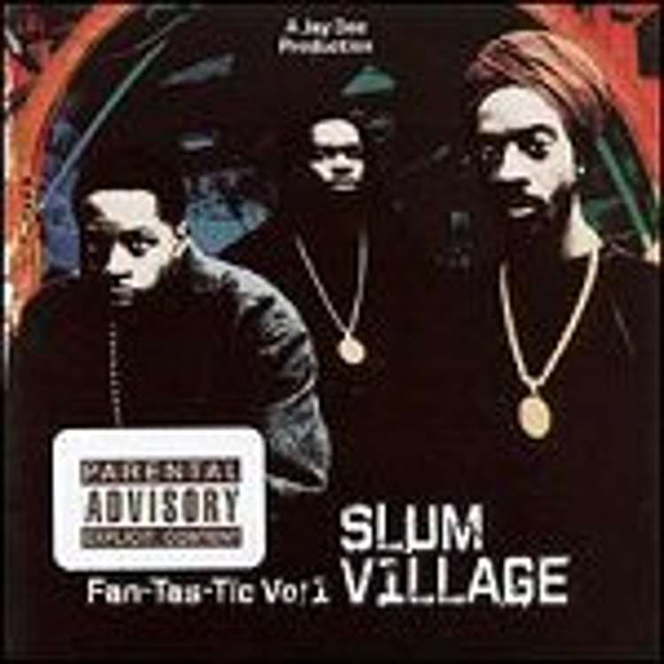 Slum Village - Fan-Tas-Tic vol.1