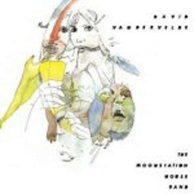David Vandervelde - The Moonstation House Band