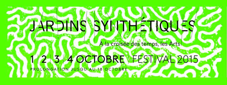 Jardins synthétiques 2015: l'ITW et la mixtape !