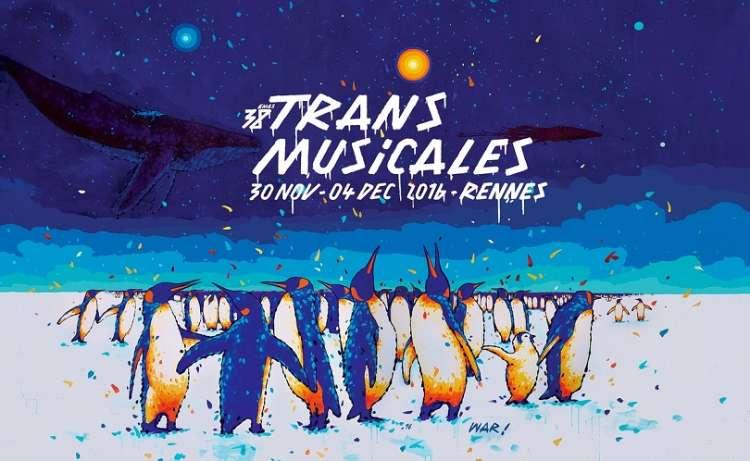 TransMusicales 2016 : Un début de programmation !