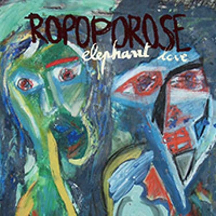 ROPOPOROSE Elephant Love 2015