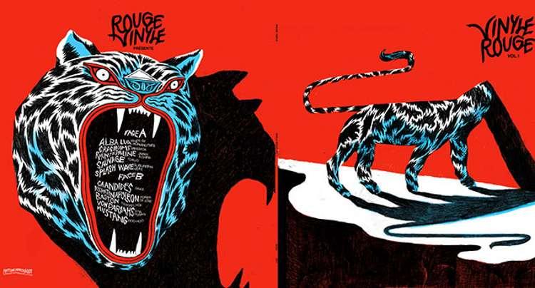 Vinyle Rouge Vol. 1