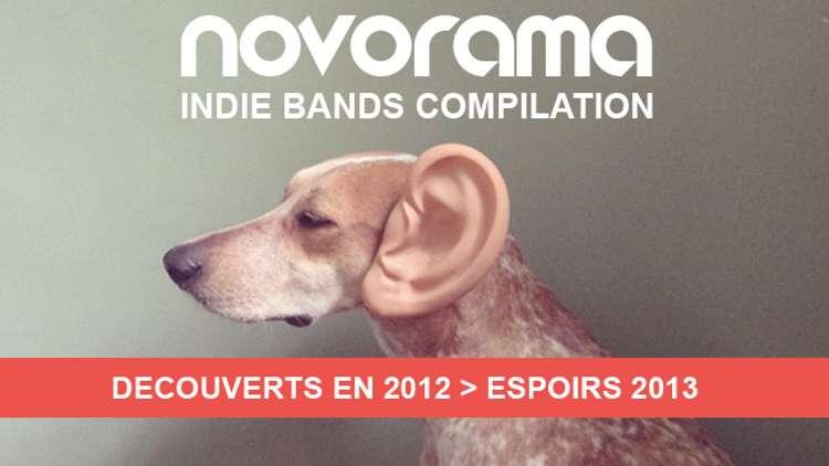 Novorama Indie Bands Compilation 2013
