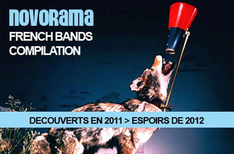 Novorama Indie Bands Compilation 2012