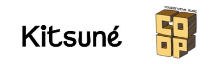 Les labels Cooperative Music et Kitsuné viennent de signer un contrat de licence Européen