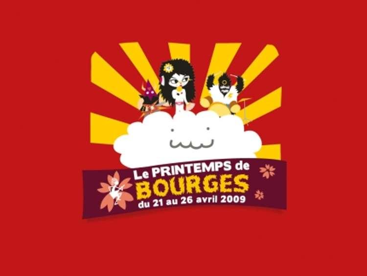 Le Printemps de Bourges 2009 dévoile sa programmation