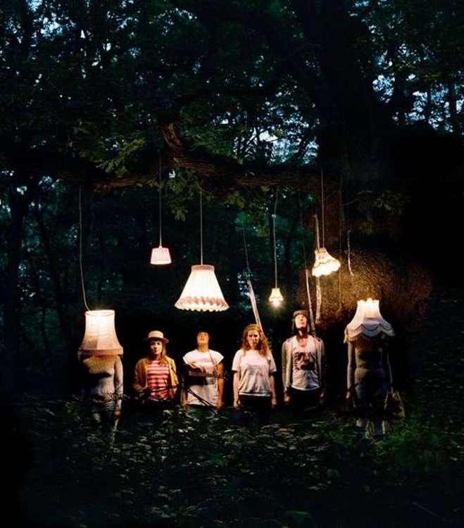 LULU AND THE LAMPSHADES : 3 filles, 1 garçon, encore plus de possibilités