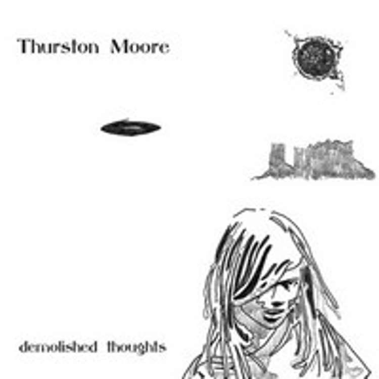 """interview de Thurston Moore: """"Etre calme et introspectif a toujours été une réalité pour moi"""""""