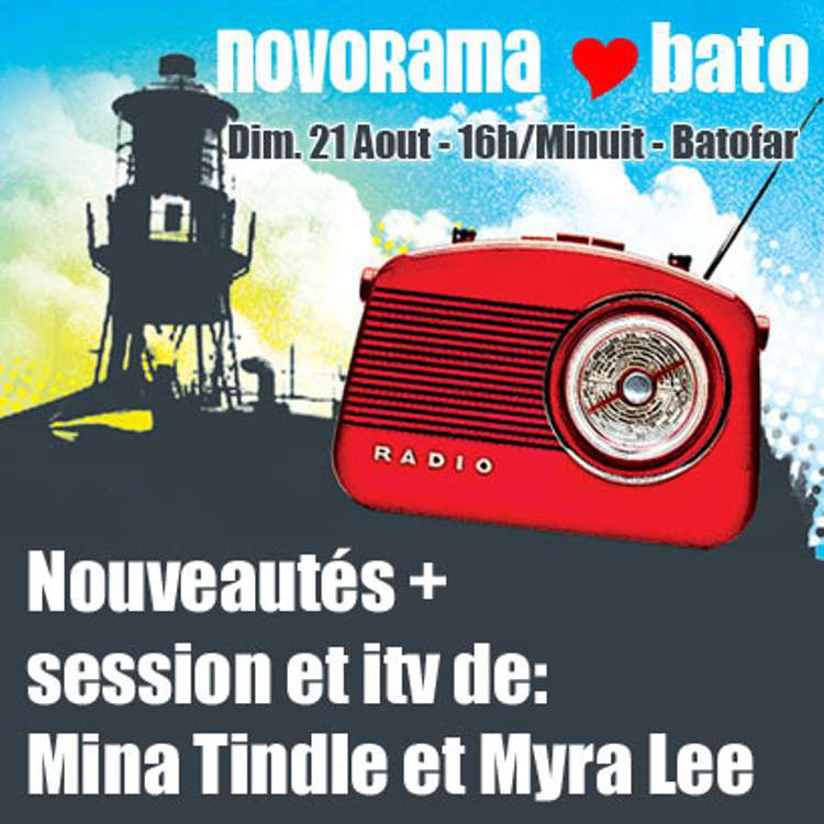 Emission du 5 Septembre 2011 - rentrée avec itv et session de Mina Tindle et Myra Lee