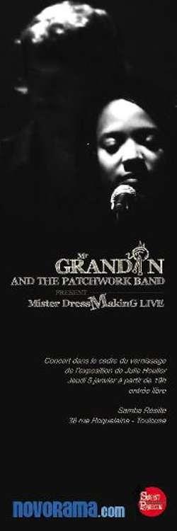 """Interview de Mr Grandin : """"Le même état d'esprit que le premier album"""""""