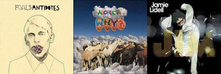 Top Albums 2008 de Novorama