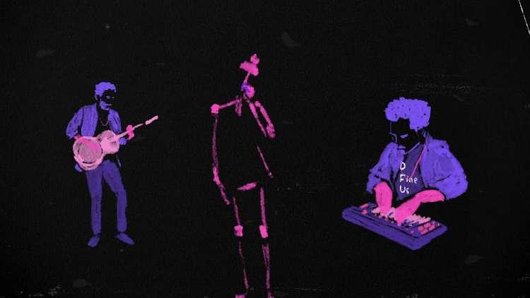 The Fox ft. Noga Erez & Big T - D Fine Us