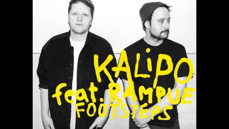 Kalipo feat Rampue - Footsteps