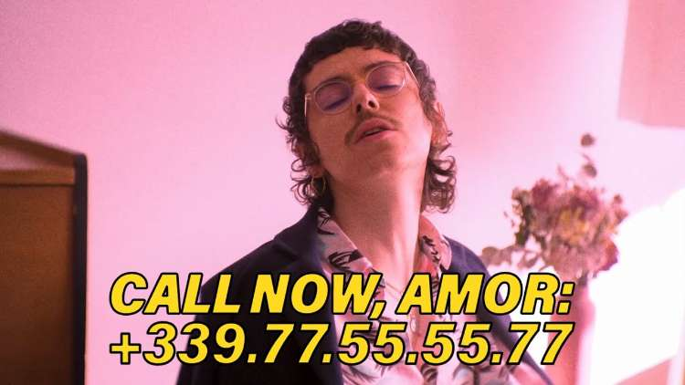 Timsters ft. Jeannel - Call Now, Amor: +33977555577