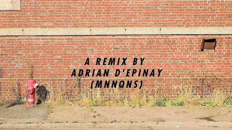 Premiere : N U I T - Ahead & back - Adrian d'Epinay (MNNQNS) Remix