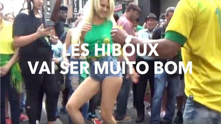 Les Hiboux - Vai Ser Muito Bom