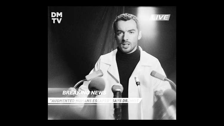 Daniel Mist - The Next Species On Earth
