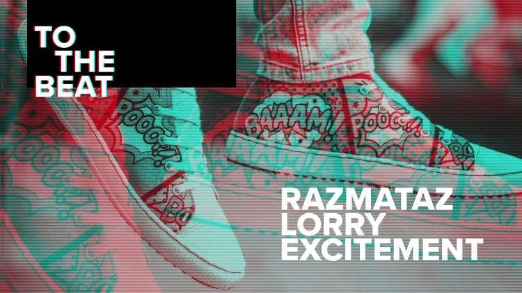 Razmataz Lorry Excitement - To the Beat