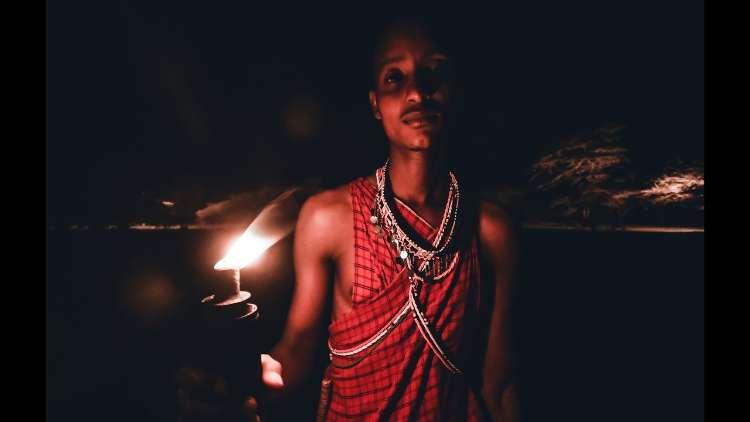 PalaisVert - Maasai