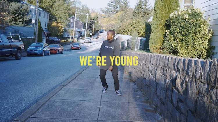 Danny George - We're Young
