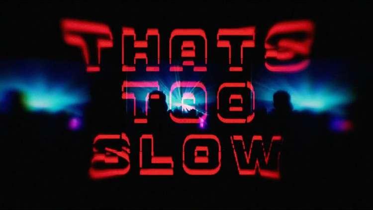 Jasper Tygner - That's Too Slow