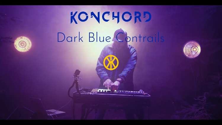 Konchord - Dark Blue Contrails