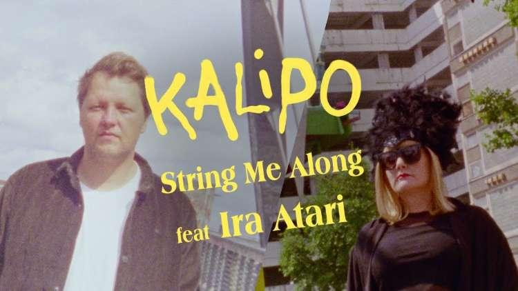 Kalipo - String Me Along